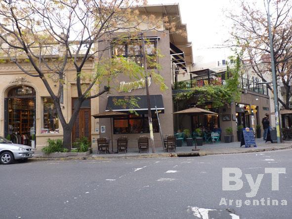 Borges and Santa Rosa corner