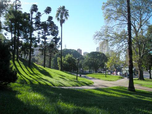 Barrancas De Belgrano Park