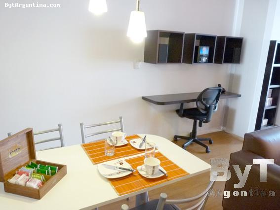 Dining And Desk Area