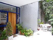 Patio, Entrance